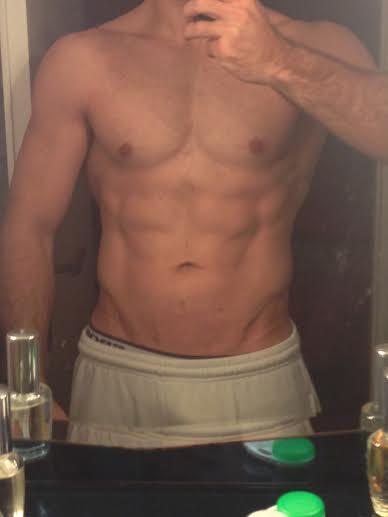 8,7% λίπος στα 75 κιλά